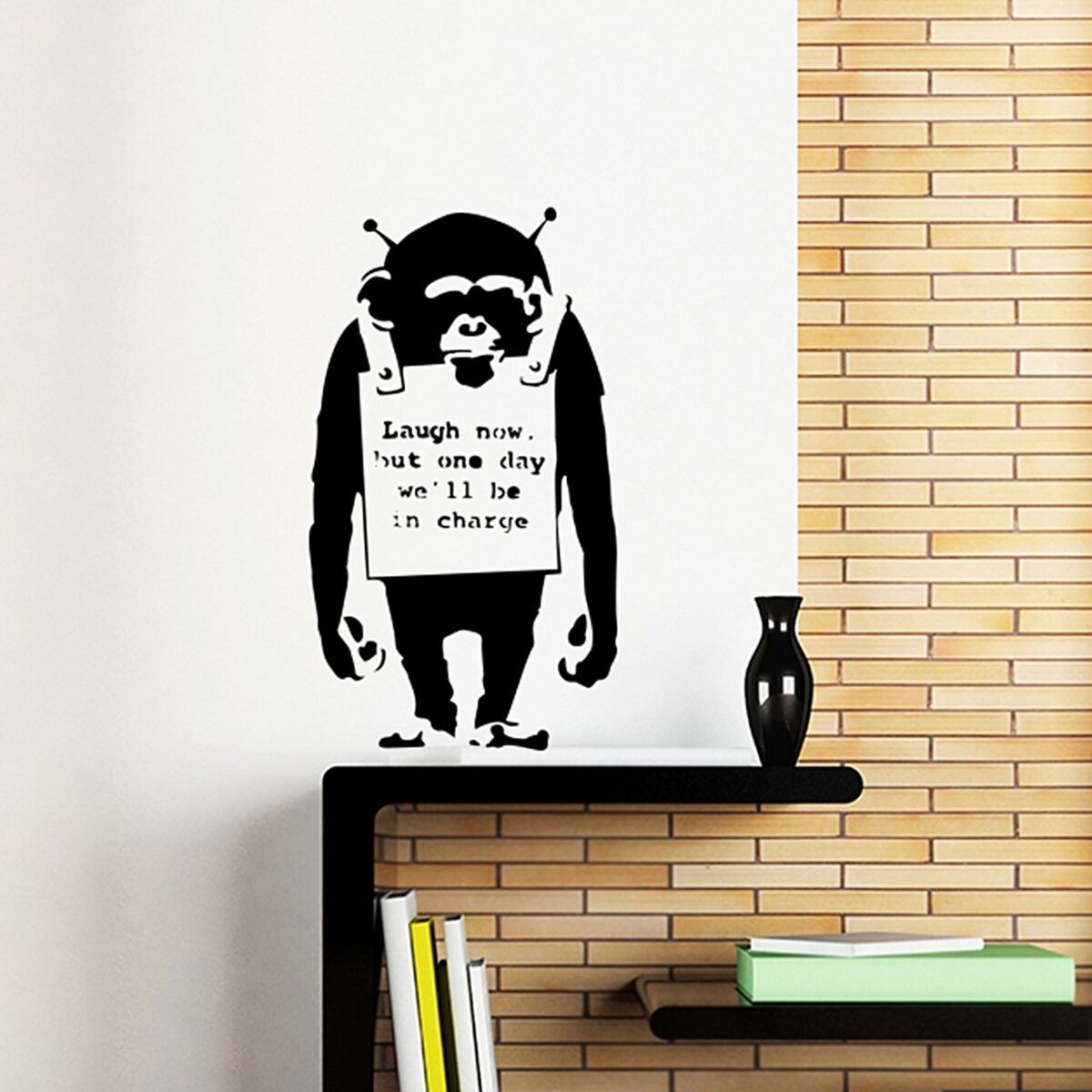 Decorate-home-in-Bansky-style-murals-in-all-stencil10