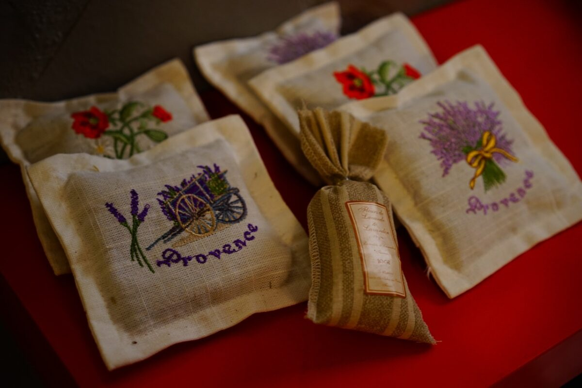 Bags, Scented