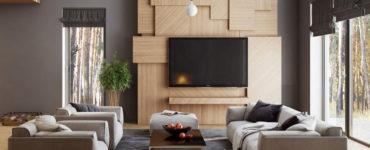 Pareti TV design