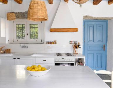 Arredare la cucina in stile greco: le ispirazioni da non perdere