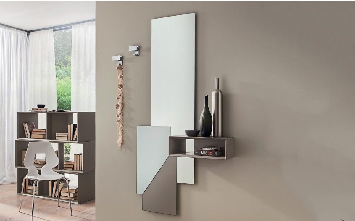 Hallway mirrors: ideas for every style of furniture
